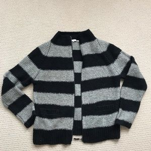 360 Sweater Zip Up Cardigan